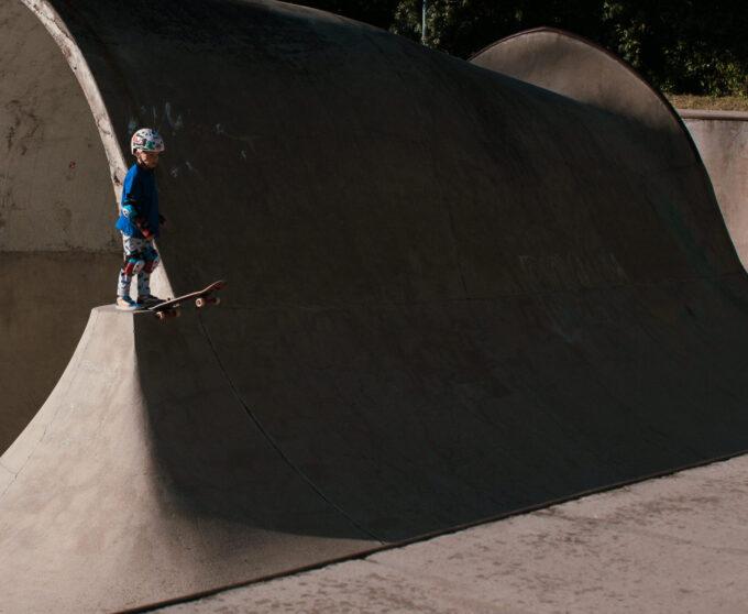 SILVER skatepark RIAPRE